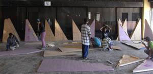 trabajo colectivo arquitectura social para por gente personas
