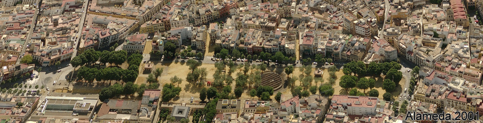 Alameda de Hércules Siviglia