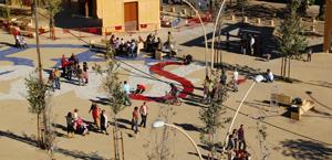 Revindicando espacio publico