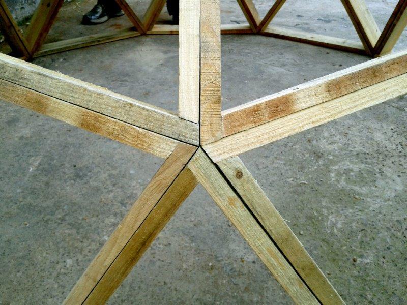 Geodesica nudo vortex goodkarma