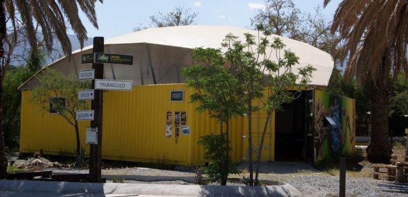arquitectura sostenible resiliente social efímera ligera