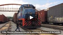 Recuperación espacios industriales estación tren