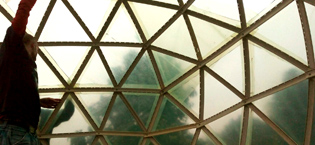 ctrl+z architects how to build a geodesic dome
