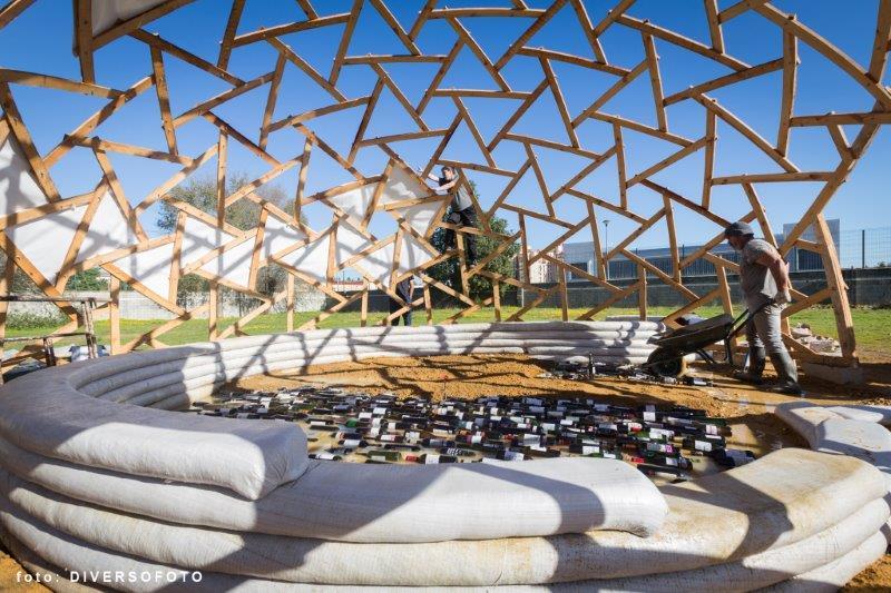 workshop superadobe sustainables architecture ctrl+z