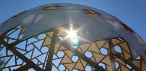 workshop rotegrity nexorades geodesic dome zdesic z-desic