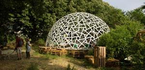 corso pratico architettura sostenibile autocostruzione spazi comunitari attrezzature architettura leggera