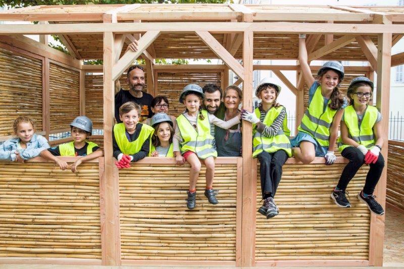 lesarchiminots archiminots association architecture participation youth children