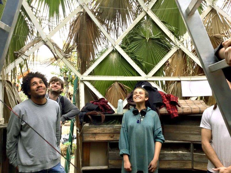 arquitectura comunitaria taller participativo