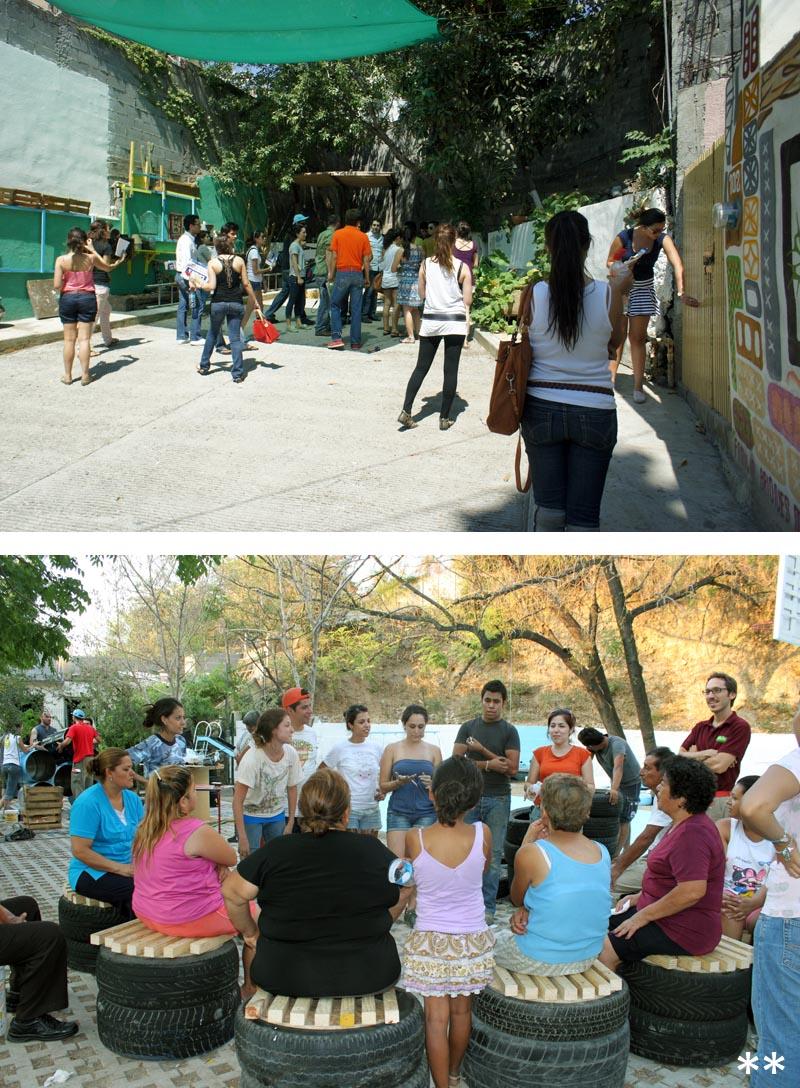 workshop curso arquitectura temporal efímera espacio publico