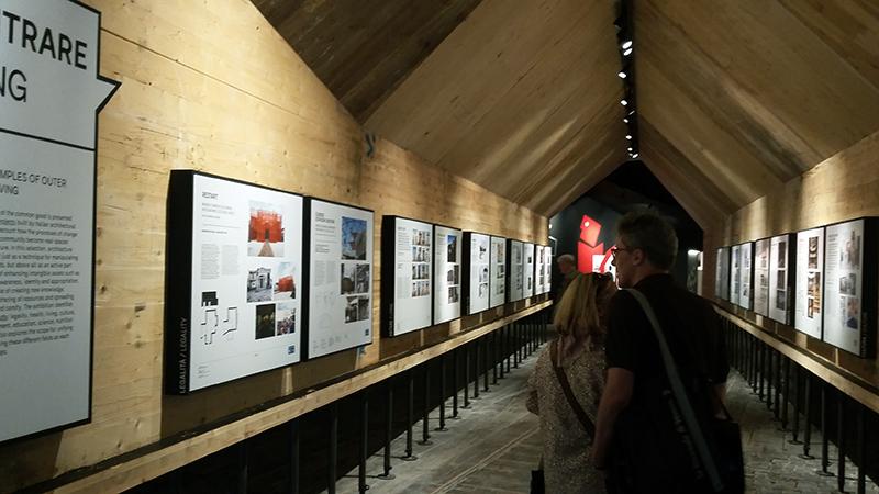 15ª XV bienal arquitectura venecia social aravena 2016