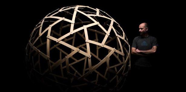sculture strutture arte matematiche geometriche
